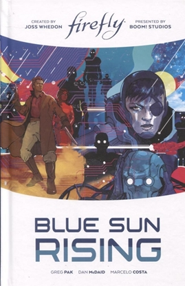 Picture of FIREFLY BLUE SUN RISING LTD ED HC