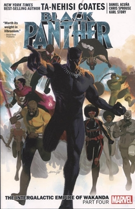 Picture of BLACK PANTHER TP BOOK 09 INTERG EMPIRE WAKANDA PT 04