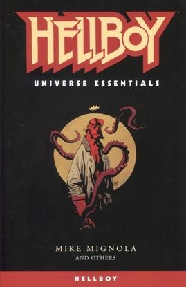 Picture of HELLBOY UNIVERSE ESSENTIALS HELLBOY TP (C: 0-1-2)