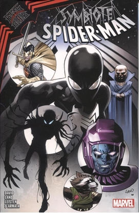 Picture of SYMBIOTE SPIDER-MAN KING IN BLACK TP