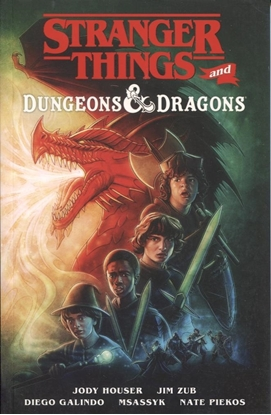 Picture of STRANGER THINGS & DUNGEONS & DRAGONS TP