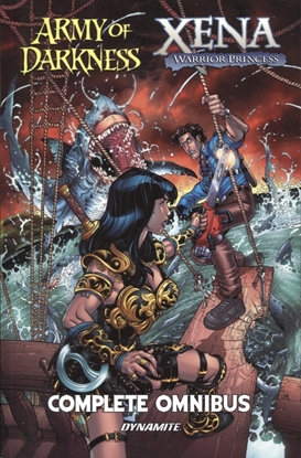 Picture of ARMY OF DARKNESS XENA OMNIBUS TP