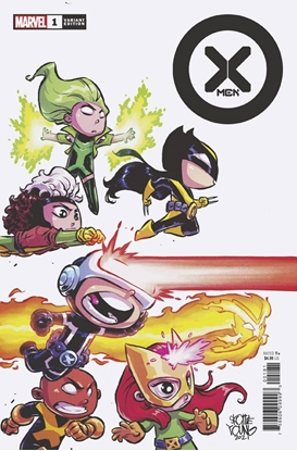 Picture of X-MEN #1 YOUNG VAR