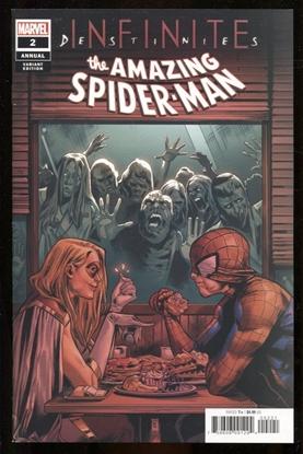 Picture of AMAZING SPIDER-MAN ANNUAL #2 CARNERO VAR INFD