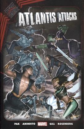Picture of KING IN BLACK ATLANTIS ATTACKS TP