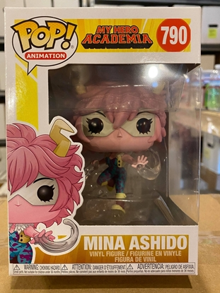 Picture of FUNKO POP MY HERO ACADEMIA MINA ASHIDO #790 NEW VINYL FIGURE