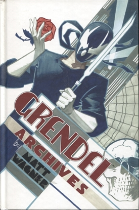 Picture of GRENDEL ARCHIVES HC BY MATT WAGNER