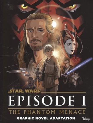 Picture of STAR WARS PHANTOM MENACE GN ADAPTATION TP (RES) (C: 1-1-2)