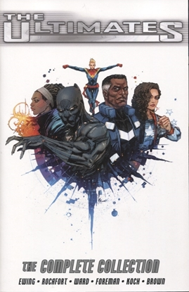 Picture of ULTIMATES BY EWING COMPLETE COLLECTION TP
