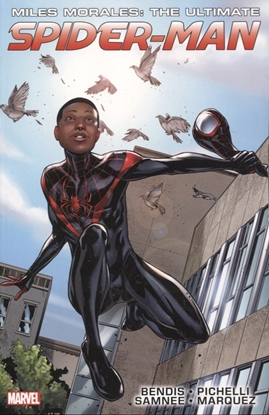 Picture of MILES MORALES ULT SPIDER-MAN ULT COLL TP BOOK 01