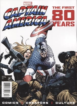 Picture of CAPTAIN AMERICA FIRST 80 YEARS FOC VAR (C: 0-1-0)