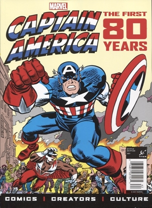 Picture of CAPTAIN AMERICA FIRST 80 YEARS SC PX (C: 0-1-0)