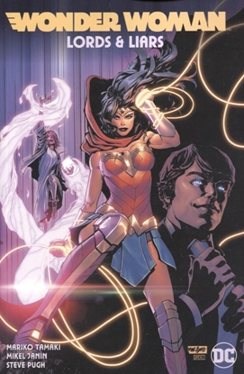 Picture of WONDER WOMAN LORDS & LIARS TP