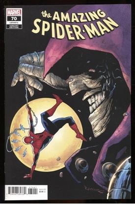 Picture of AMAZING SPIDER-MAN #70 ANTONIO VAR SINW
