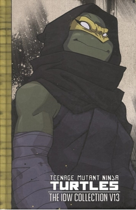 Picture of TMNT ONGOING (IDW) COLL HC VOL 13 (C: 0-1-0)