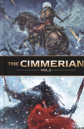 Picture of CIMMERIAN HC VOL 02 FROST GIANTS DAUGHTER (MR) (C: 0-1-1)
