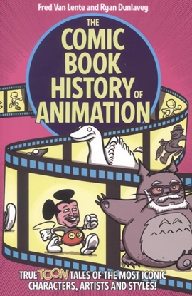 Picture of COMIC BOOK HISTORY OF ANIMATION TP