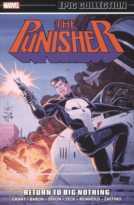 Picture of PUNISHER EPIC COLLECTION TP RETURN TO BIG NOTHING
