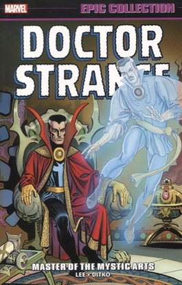 Picture of DOCTOR STRANGE EPIC COLLECTION TP MASTER MYSTIC ARTS NEW PTG