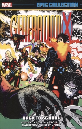 Picture of GENERATION X EPIC COLLECTION TP BACK TO SCHOOL