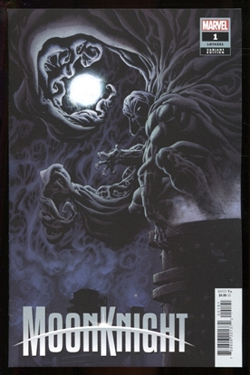 Picture of MOON KNIGHT #1 1:25 HOTZ VARIANT COVER