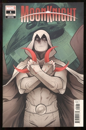 Picture of MOON KNIGHT #1 1:50 TORQUE VARIANT COVER