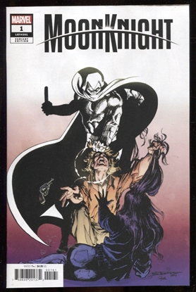 Picture of MOON KNIGHT #1 / SIENKIEWICZ HIDDEN GEM VARIANT COVER