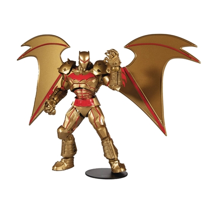 """Picture of DC MULTIVERSE HELLBAT 7"""" SCALE LUNAR NEW YEAR EDITION ACTION FIGURE"""
