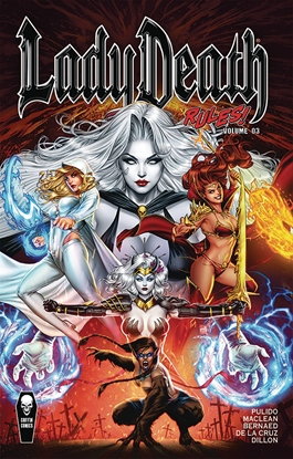 Picture of LADY DEATH RULES TP VOL 3 (MR)