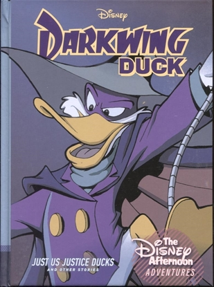Picture of DARKWING DUCK JUST US JUSTICE DUCKS HC