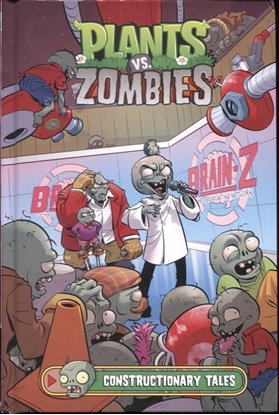 Picture of PLANTS VS ZOMBIES HC CONSTRUCTIONARY TALES (RES) (C: 1-1-2)