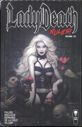 Picture of LADY DEATH RULES HC VOL 03 (MR)
