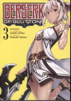 Picture of BERSERK OF GLUTTONY GN VOL 03 (C: 0-1-1)