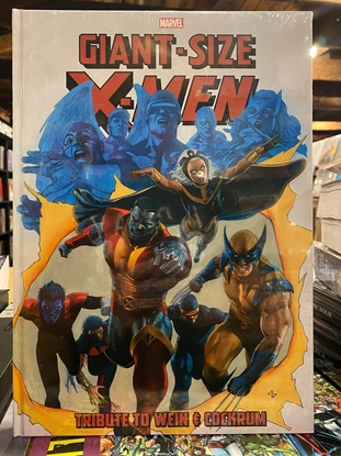 Picture of GIANT-SIZE X-MEN TRIBUTE WEIN COCKRUM GALLERY EDITION HC