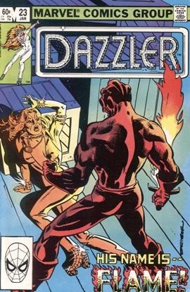Picture of DAZZLER (1981) #23 9.4 NM