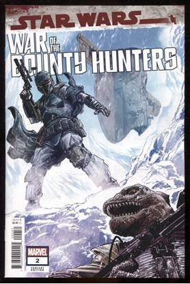 Picture of STAR WARS WAR BOUNTY HUNTERS #2 (OF 5) CHECCHETTO VARIANT COVER