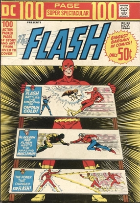 Picture of DC 100 PAGE SUPER SPECTACULAR (1971) #22 4.5 VG+