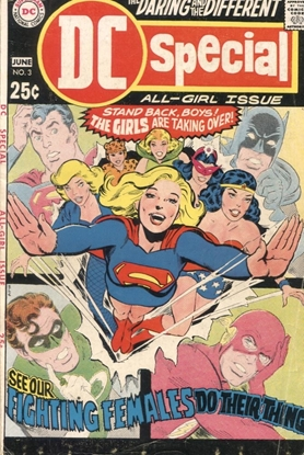 Picture of DC SPECIAL (1968) #3 4.0 VG