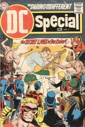 Picture of DC SPECIAL (1968) #5 3.0 GD/VG