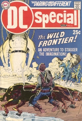 Picture of DC SPECIAL (1968) #6 6.0 FN