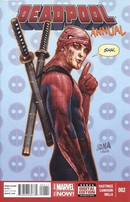 Picture of DEADPOOL ANNUAL #2