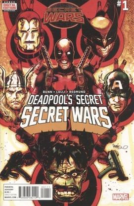 Picture of DEADPOOLS SECRET SECRET WARS #1 (OF 4)