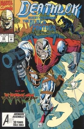 Picture of DEATHLOK (1991) #22 9.6 NM+