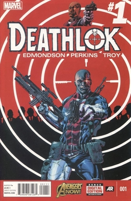 Picture of DEATHLOK (2014) #1