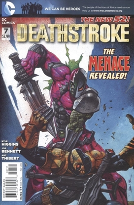 Picture of DEATHSTROKE (2011)  #7 9.6 NM+