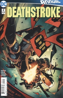 Picture of DEATHSTROKE (2014) ANNUAL #2