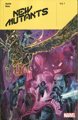 Picture of NEW MUTANTS BY VITA AYALA TP VOL 01