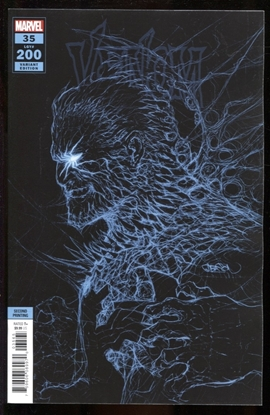 Picture of VENOM #35 2ND PRINT 1:25 RATIO VARIANT 200TH ISSUE