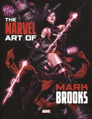 Picture of MARVEL MONOGRAPH TP ART OF MARK BROOKS
