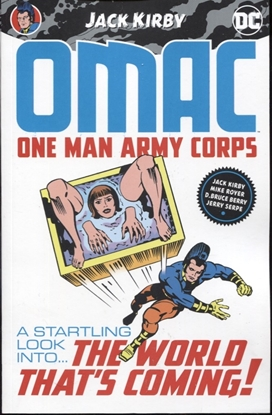 Picture of OMAC ONE MAN ARMY CORPS BY JACK KIRBY TP